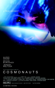 Cosmonauts Official Movie Poster